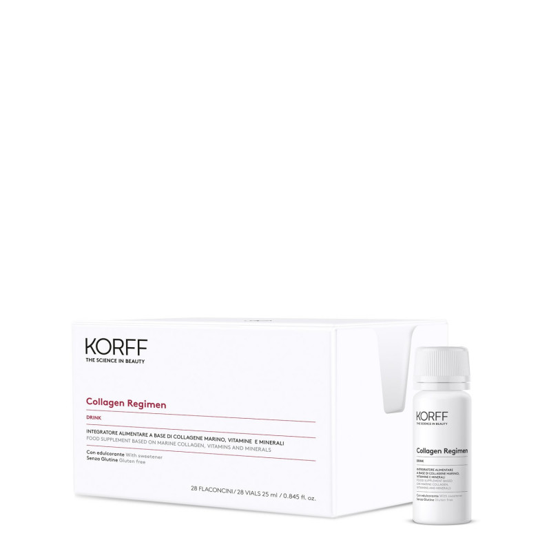 56f31dff7 Korff Collagen Regimen výživový doplnok 28x25ml - Royal Group